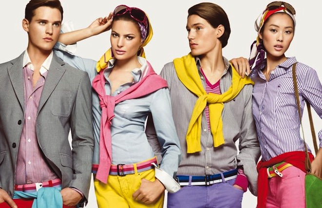 United Colors of Benetton Spring Summer 2009